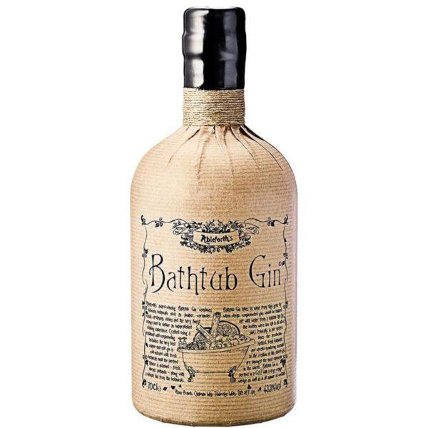 Bathtub gin bestellen bij unik wijnhuis slijterij